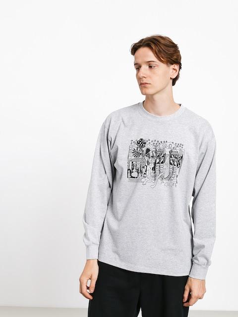 Polar Skate Tk Longsleeve (sports grey)