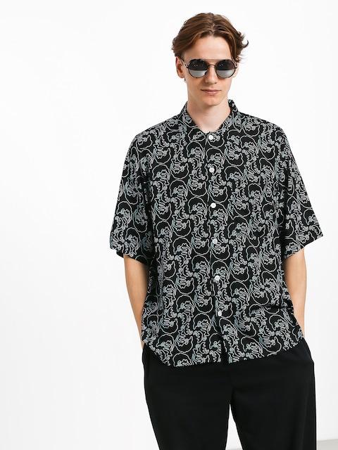 Polar Skate Faces Shirt (black)