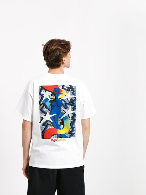 Polar Skate Queen T-shirt (white)