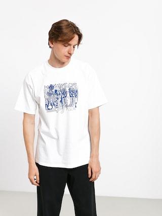 Polar Skate Tk T-shirt (white)