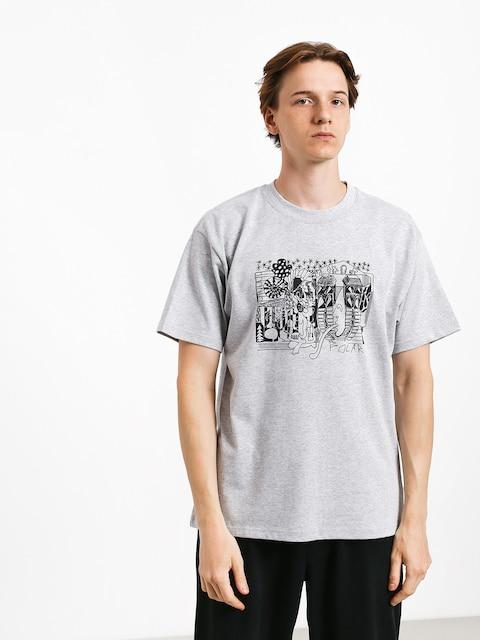 Polar Skate Tk T-shirt (sport grey)