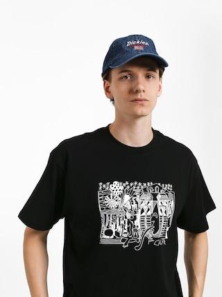Polar Skate Tk T-shirt (black)