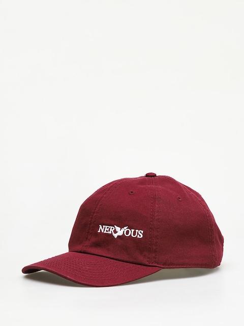 Nervous Classic ZD Cap (maroon)