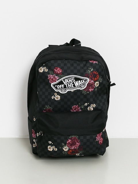 Vans Realm Backpack Wmn (botanical check)