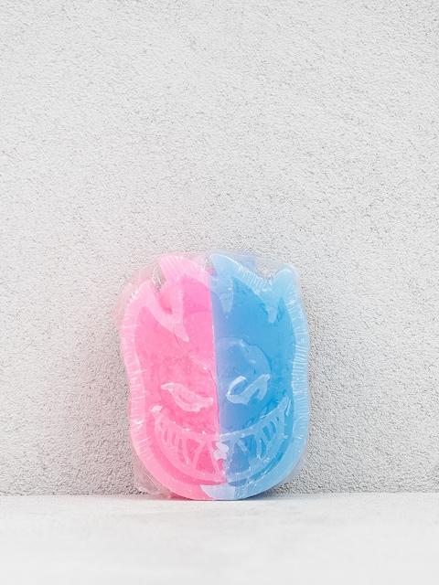 Spitfire Misc Swirl Curb Wax (pink/blue)