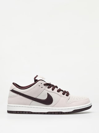 Nike SB Dunk Low Pro Shoes (desert sand/mahogany summit white)