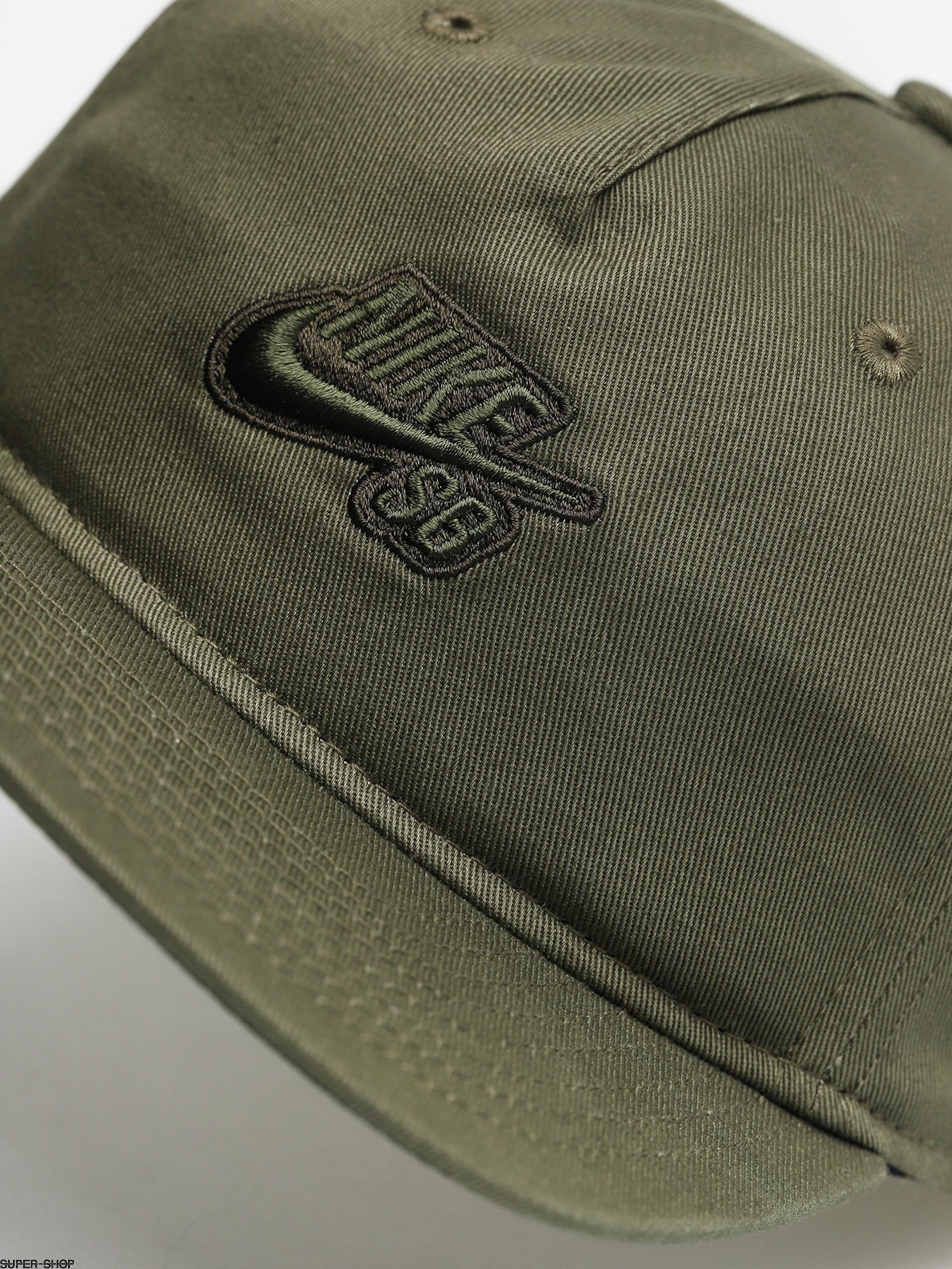 48cd653a6 Nike SB Pro Cap (medium olive/sequoia/medium olive)