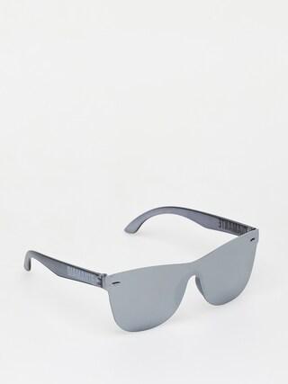Diamante Wear Sunflower Sunglasses (black)