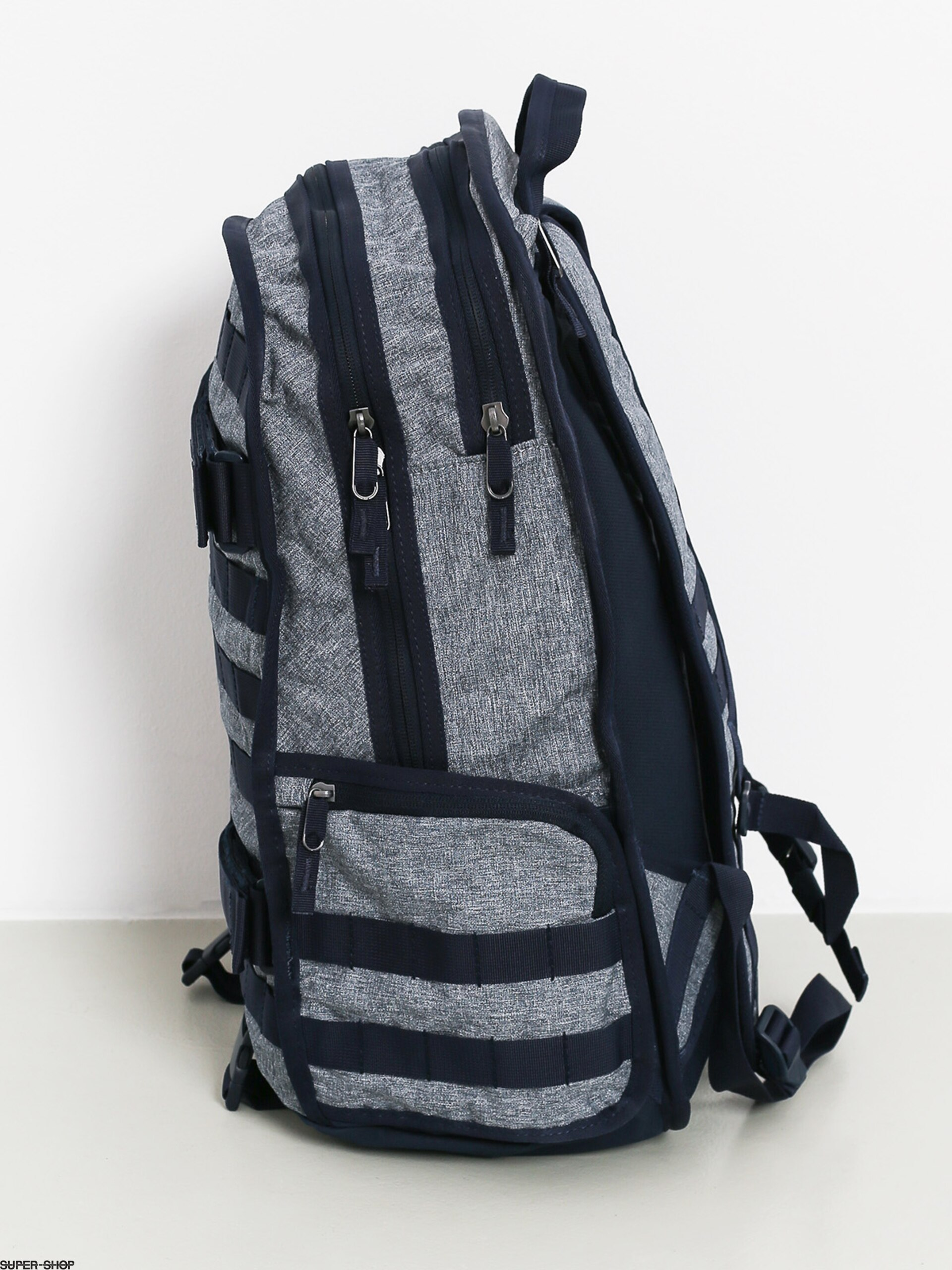 Química Objeción Bosque  Nike SB Sb Rpm Backpack (black/black/sail)