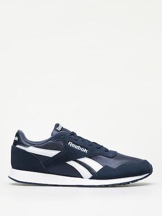 Reebok Royal Ultra Shoes (collegiate navy/white)