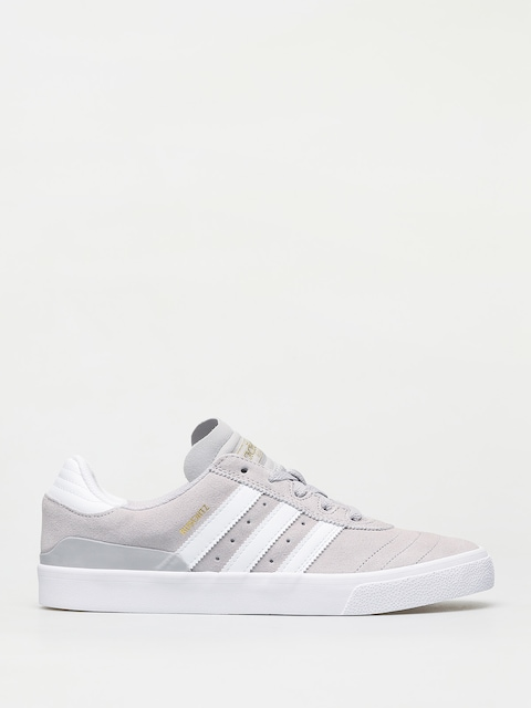 adidas Busenitz Vulc Shoes (grey two f17/ftwr white/gold met.)