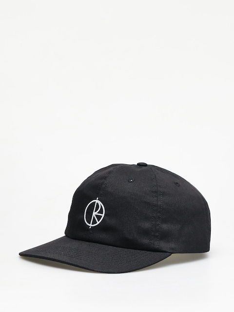 Polar Skate Stroke Logo ZD Cap (black)