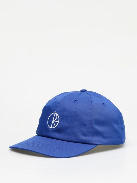 Polar Skate Stroke Logo ZD Cap (royal blue)