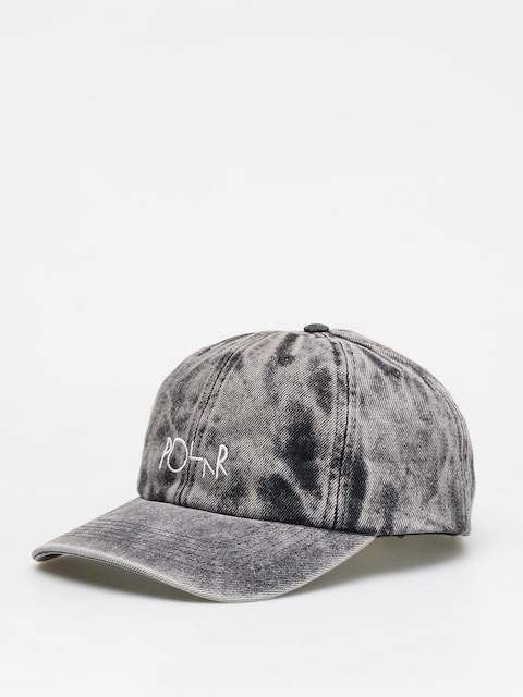 Polar Skate Denim ZD Cap (black acid)