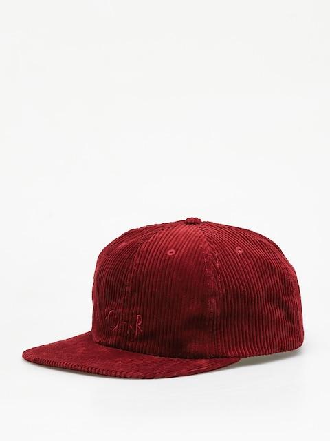 Polar Skate Corduroy ZD Cap (red )
