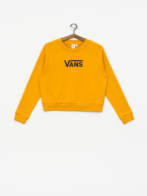 Vans Flying V Sweatshirt Wmn (mango mojito)