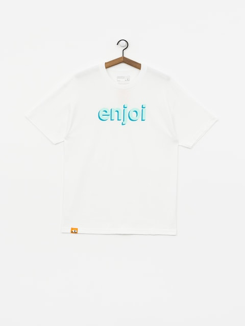 Enjoi Helvetica Neue T-shirt (white)