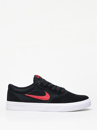 Nike SB Chron Slr Shoes (black/university red)