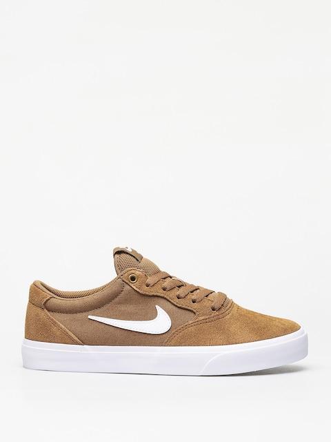 Nike SB Chron Slr Shoes (golden beige/white golden beige black)
