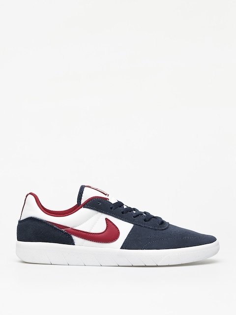 Nike SB Team Classic Shoes (obsidian/team red summit white)