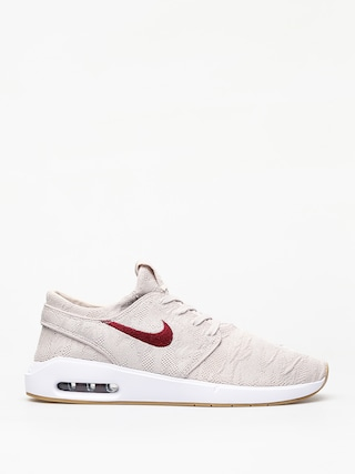 Nike SB Air Max Janoski 2 Shoes (desert sand/team red obsidian)