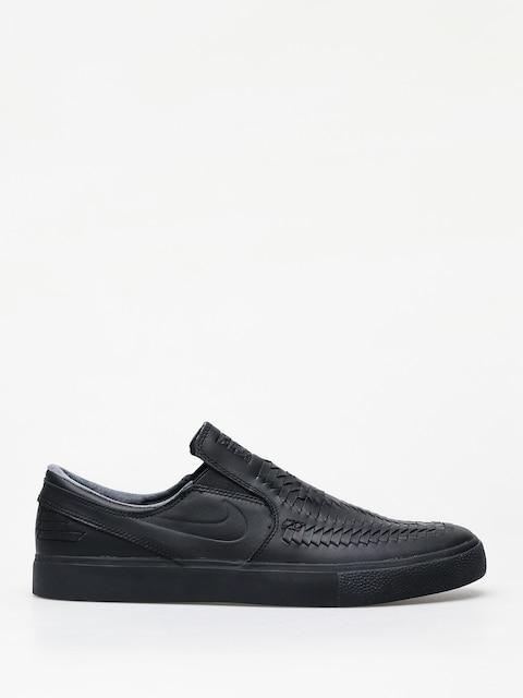 Nike SB Zoom Janoski Slip Rm Crafted Shoes (black/black black black)