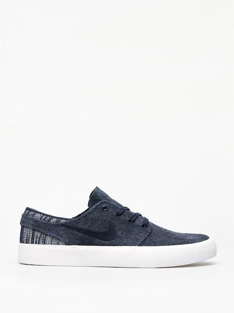 Nike SB Zoom Janoski Rm Prm Shoes (obsidian/obsidian obsidian summit white)