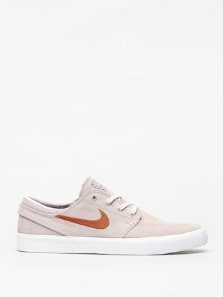 Nike SB Zoom Janoski Rm Shoes (desert sand/dark russet summit white)