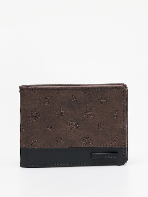 Quiksilver Mini Mo Wallet (chocolate brown)