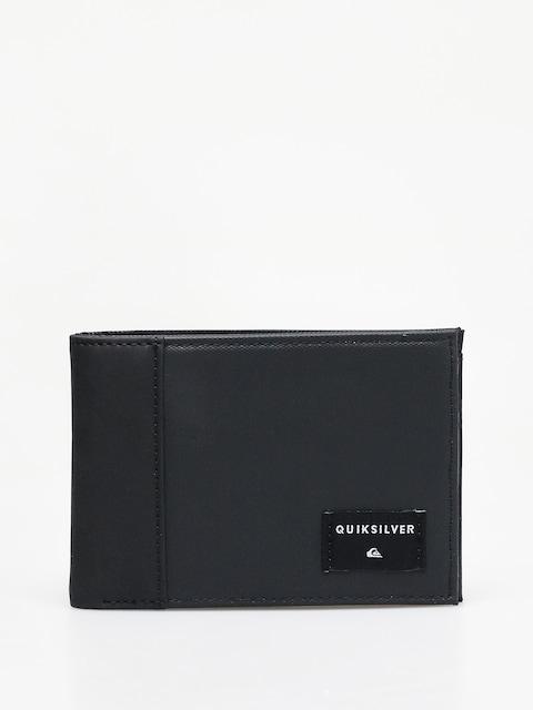 Quiksilver Freshness Plus 4 Wallet (black black)
