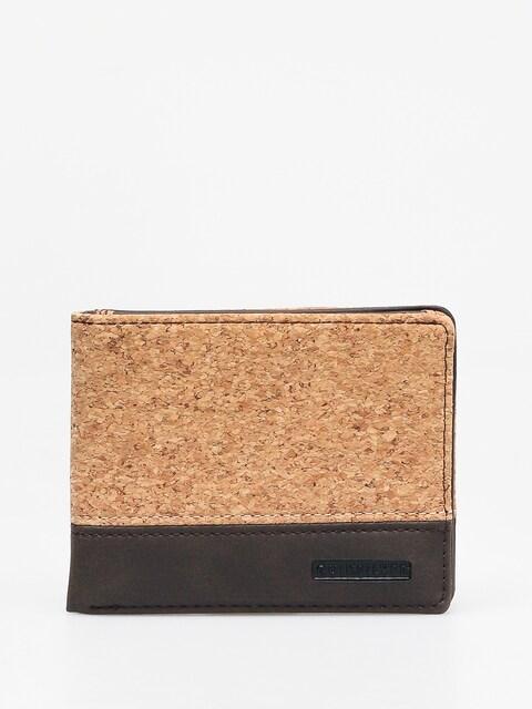 Quiksilver Natiberry Wallet (chocolate brown)