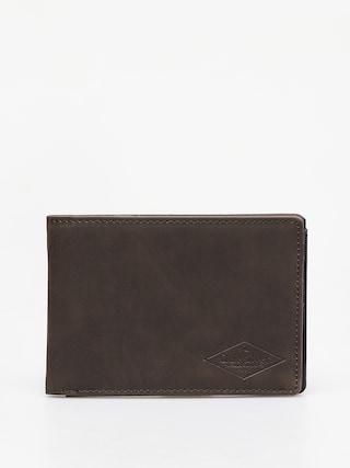 Quiksilver Slim Vintage III Wallet (chocolate brown)