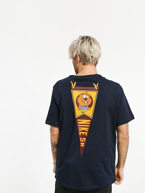 Nike SB Gopher T-shirt (obsidian)