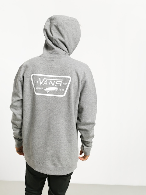 Vans Full Patched HD Hoodie (cement heather)