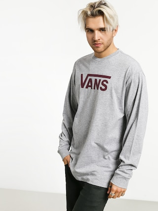 Vans Classic Longsleeve (athletic heather)