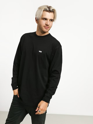 Vans Left Chest Hit Longsleeve (black/white)
