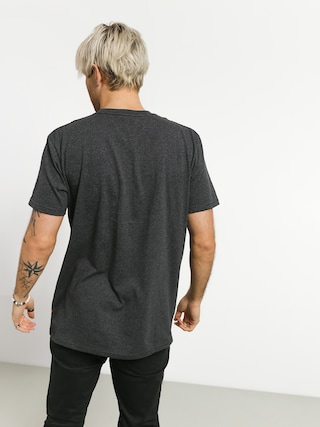 Quiksilver Abstract Trim T-shirt (charcoal heather)