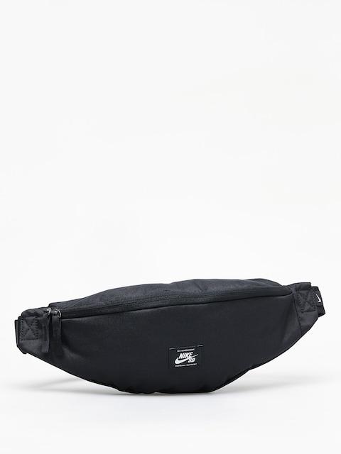 Nike SB Heritage HipPack Woven Bum bag (black/black/white)