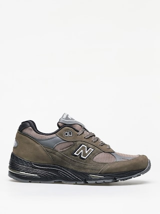 New Balance 991 Shoes (khaki)