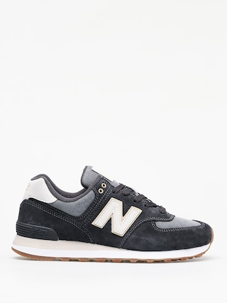 New Balance 574 Shoes (black)