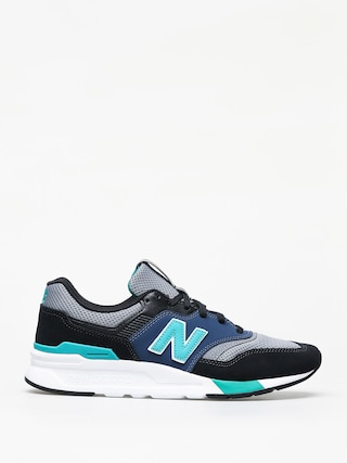 New Balance 997 Shoes (white/black)
