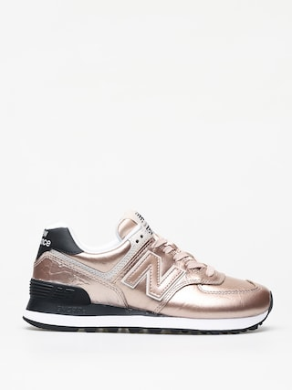 New Balance 574 Shoes Wmn (rose gold)