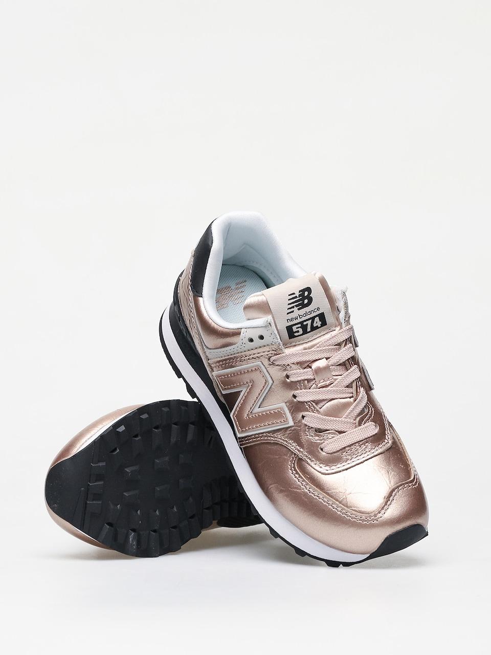 new balance 574 gold