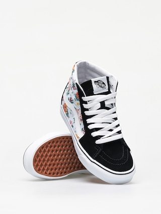 Vans Sk8 Hi Shoes (garden floral)
