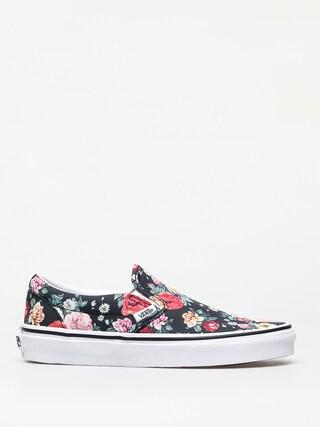 Vans Classic Slip On Shoes (garden floral)