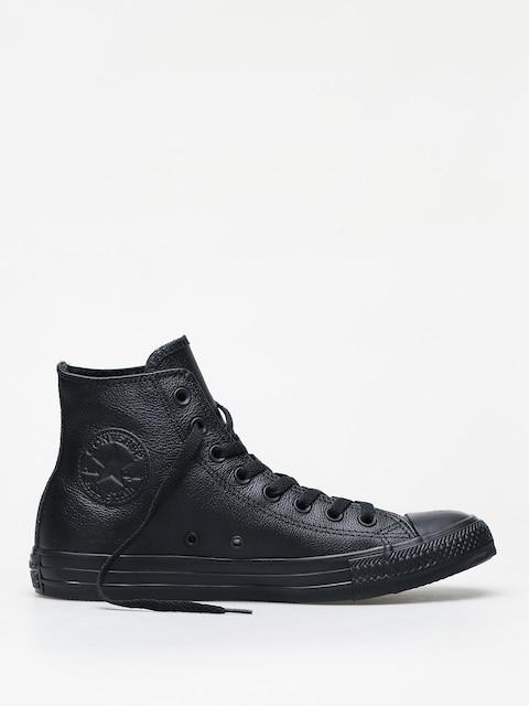 Converse Shoes Chuck Taylor All Star Hi (black monochro)