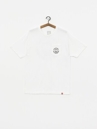 Spitfire Bighead Ltb Pocket T-shirt (white/black)