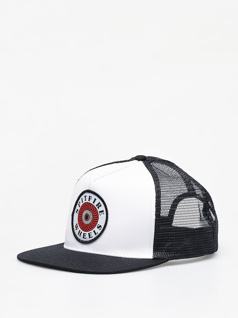 Spitfire Og Swirl Patch ZD Cap (black/white)