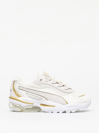 Puma Cell Stellar Shoes Wmn (puma white/puma team gold)