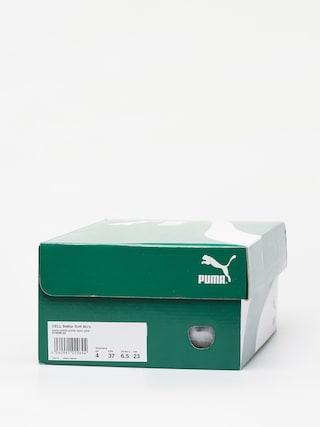 Puma Cell Stellar Shoes Wmn (puma white/puma team gold)